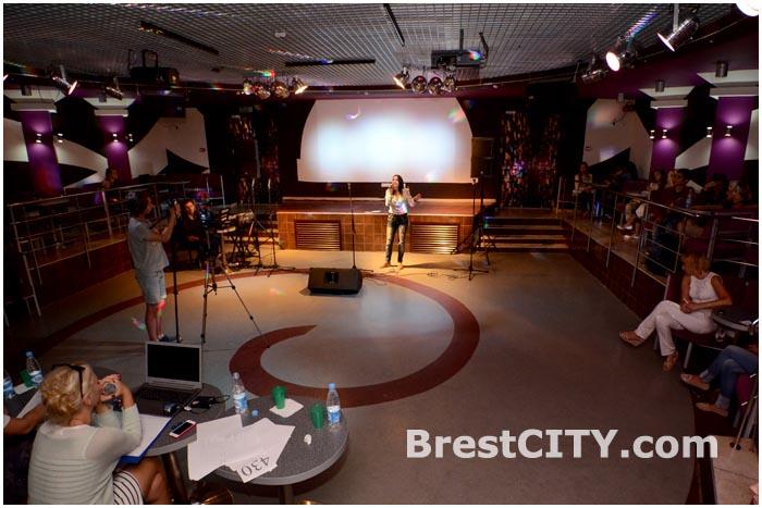 Поющие города-3. Предкастинг в Бресте (14.08.2014)