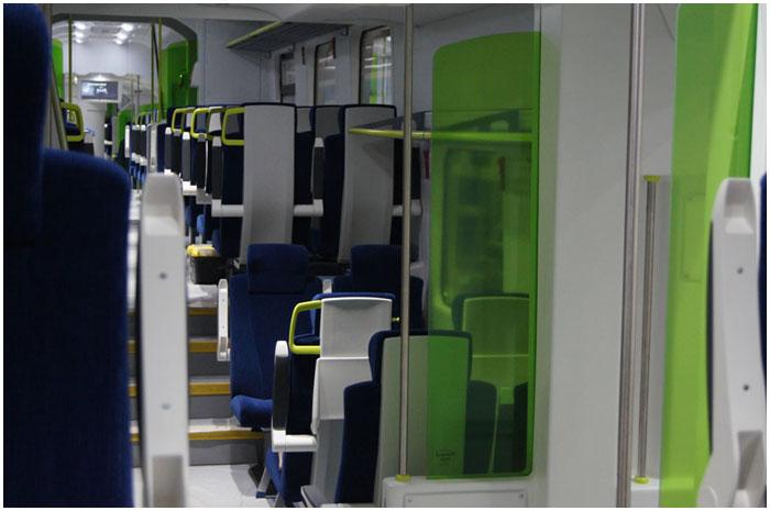 Польский дизель-поезд PESA Bydgoszcz SA в Беларуси