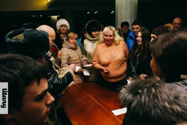 Концерт Александра Солодухи в Бресте 1 февраля 2014