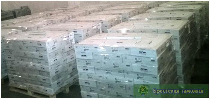 19 тонн сыра изъяли на границе в Бресте
