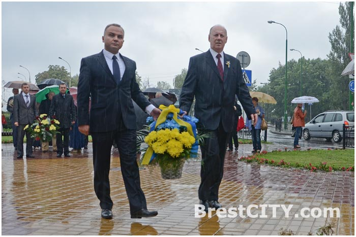 День Независимости Украины в Бресте