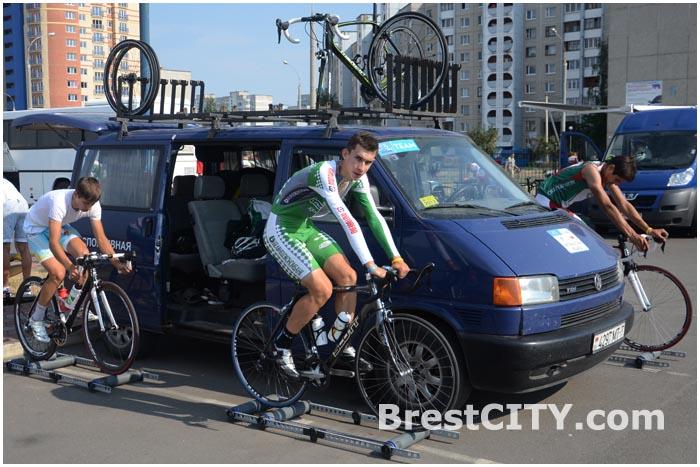 Велогонка в Бресте 6-11 августа 2014