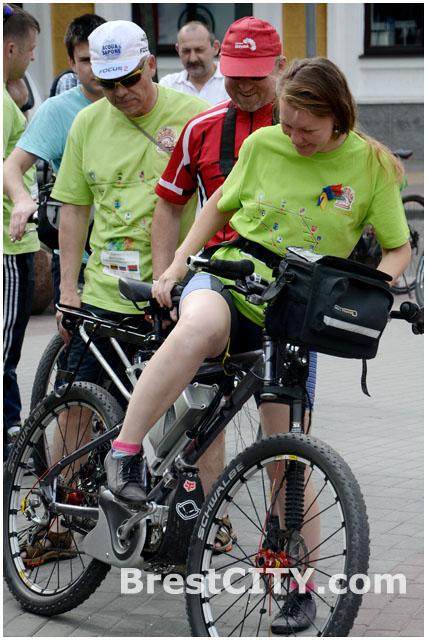 Второй международный велопробег