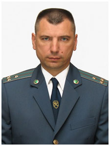 Владимир Орловский - новый начальник Брестской таможни