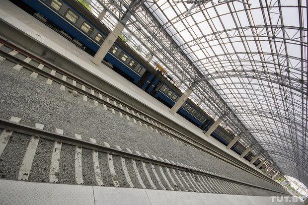 Как изменилась Варшавская сторона Брестского ЖД вокзала