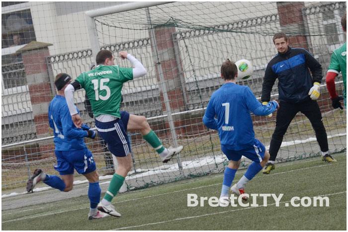 Зимний футбольный турнир в Бресте «Winter Cup – 2014»