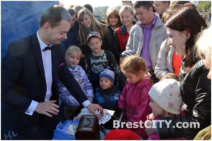 Осенние ярмарки в Бресте. Октябрь 2014