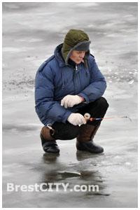 Зимняя рыбалка на льду