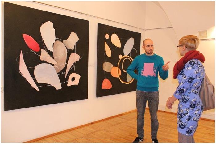 Выставка Сила абстракции