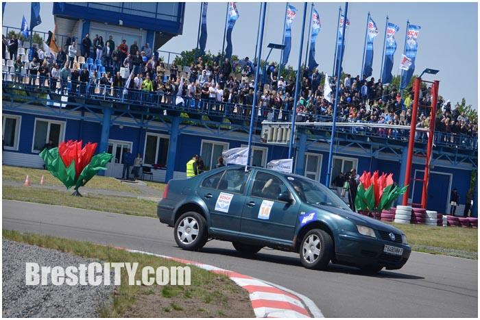 БрестАвтоФест 2015 16 мая на картинговом стадионе
