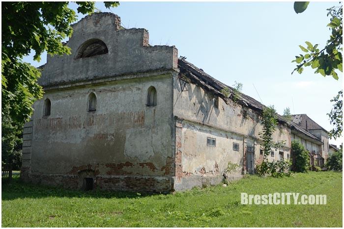 Католический монастырь братьев бонифраторов в Высоком