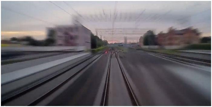 Из Бреста в Минск за пять минут