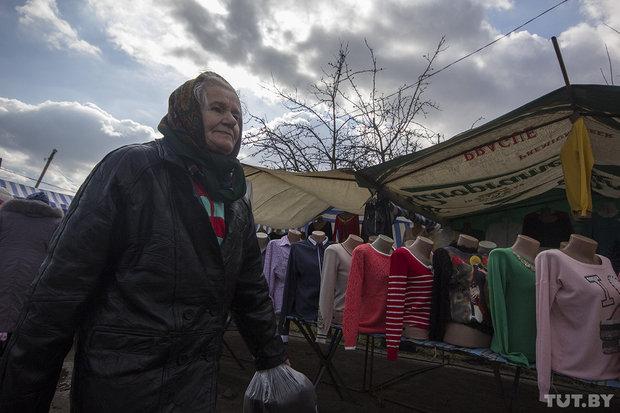 Украинский рынок в Заболотье. Шоппинг
