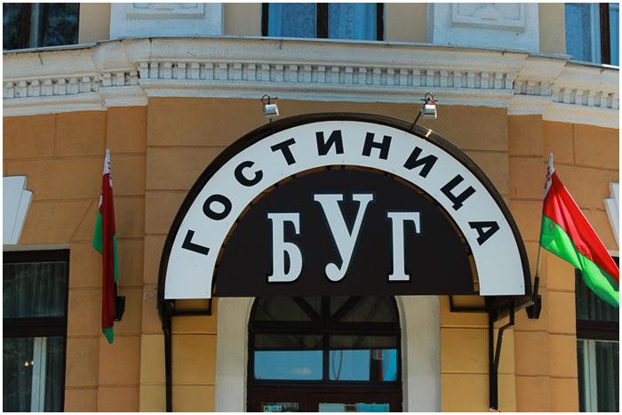 Возле гостиницы БУГ в Бресте появится памятник Владимиру Высоцкому