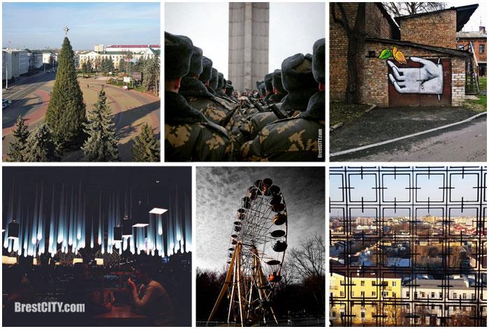 Лучшие инстаграм фотографии Бреста за декабрь 2015