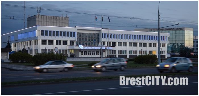 Дворец культуры Профсоюзов в Бресте
