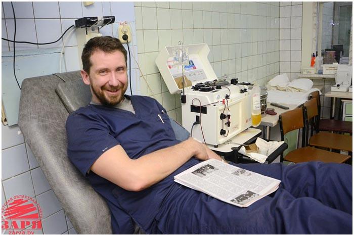 Брестская областная станция переливания крови
