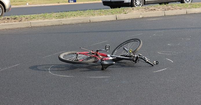 Возле Тельм насмерть сбили велосипедиста