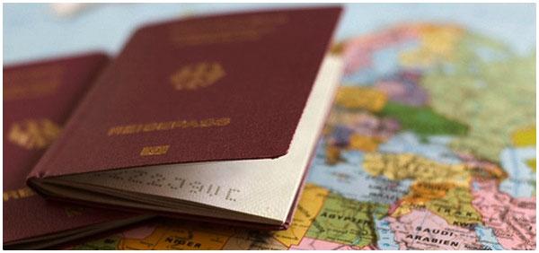 Паспорт гражданина Египта
