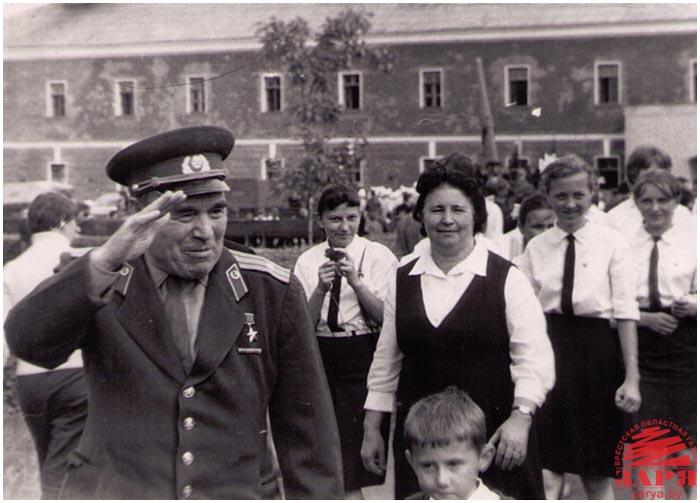 Майор Гаврилов. Брестская крепость