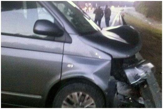 Авария в Бресте 2 декабря 2015