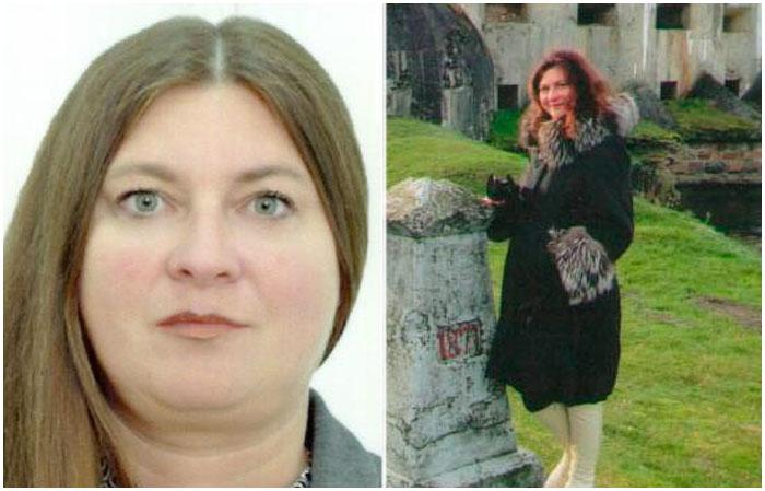 Пропала учительница СШ9 в Брест