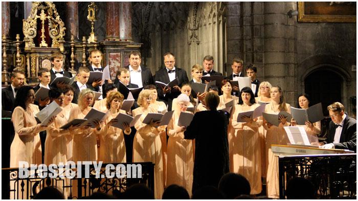 В Бресте пройдет отчетный концерт народной хоровой капеллы учителей