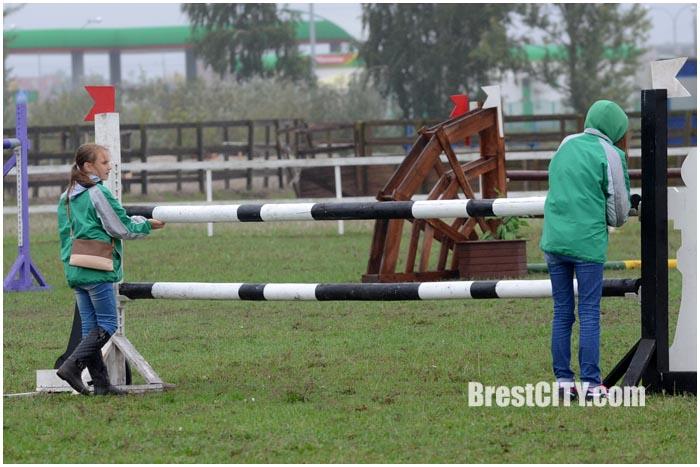 Чемпионат Брестской области по конному спорту 25-27 сентября 2015. Фото BrestCITY.com