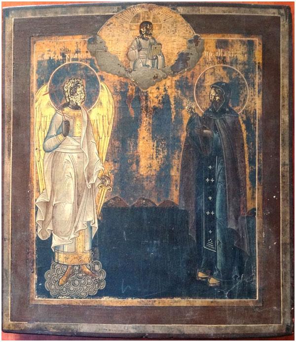 Старинную икону обнаружили на границе брестские таможенники