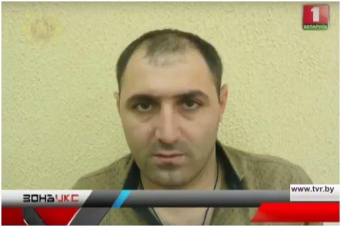 Криминальный авторитет из Грузии задержан в Бресте
