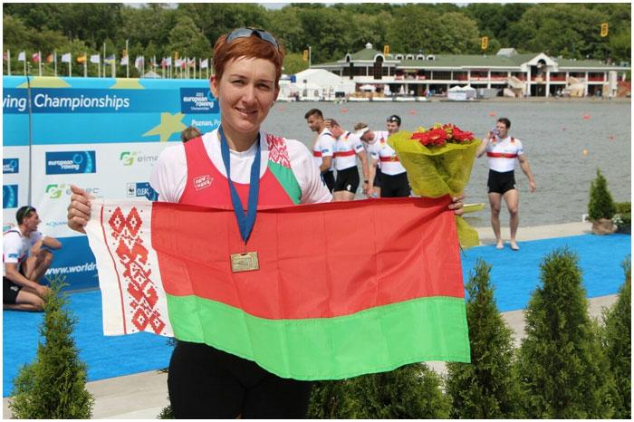 Татьяна Кухта. Гребля академическая