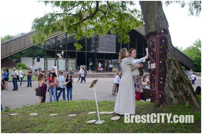 Берестейская маевка в средневековом стиле. Фото BrestCITY.com