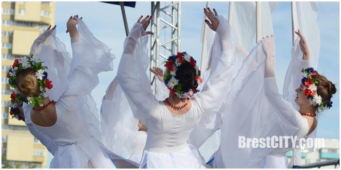 Праздник Московского района в Бресте 3 октября 2015 года. Фото BrestCITY.com
