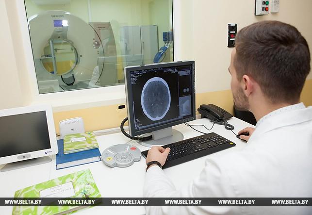 Новое МРТ в Брестской городской больнице