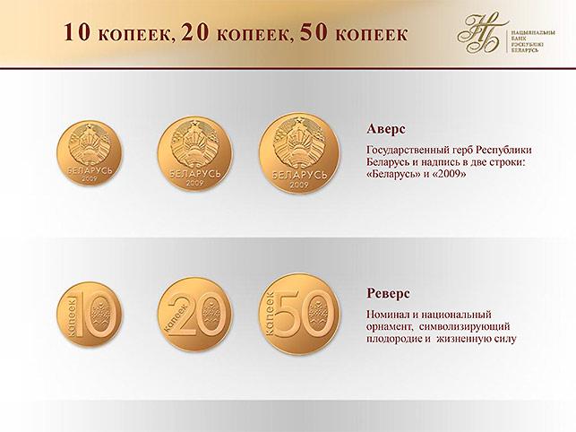 новые белорусские деньги 2016 фото