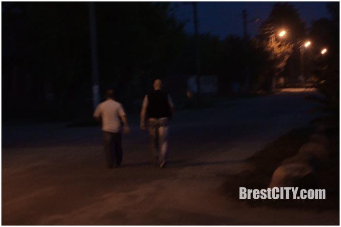 Акция Стань заметней в темноте. Фото BrestCITY.com