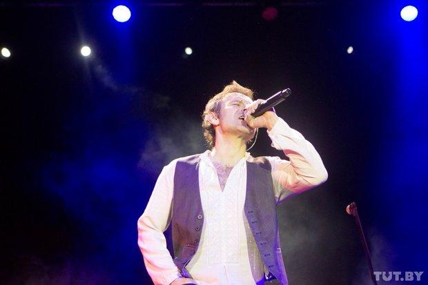 Концерт группы ОКеан Эльзы в Ледовом дворце Бреста 30 апреля 2015