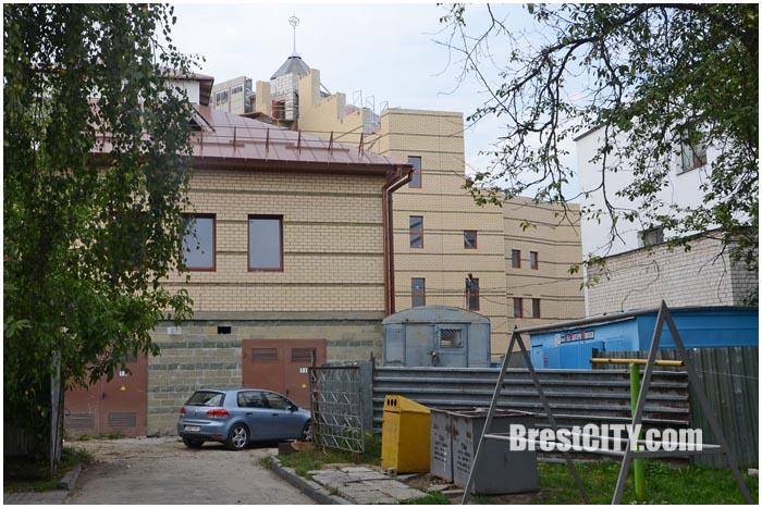 Реконструкция театра кукол в Бресте. Фото BrestCITY.com