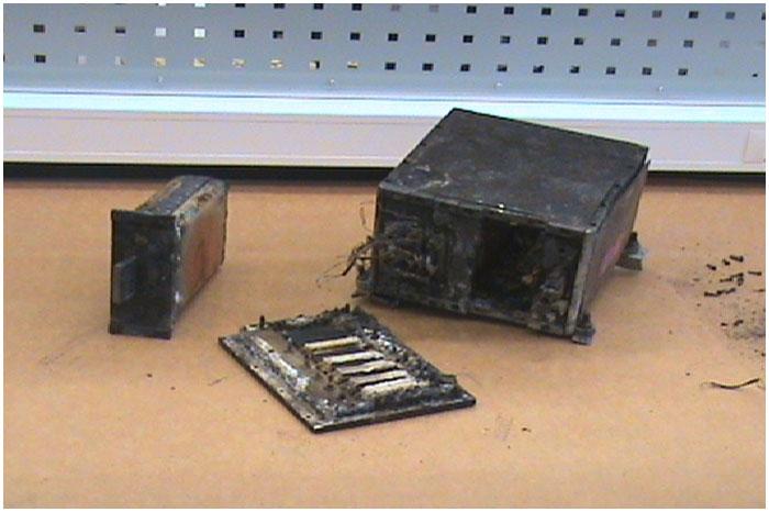 МАК расшифровал записи с черного ящика разбившегося под Брестом Ил-103
