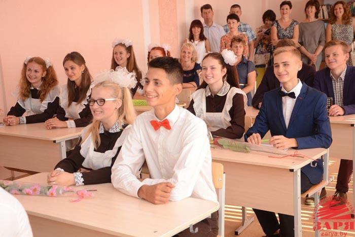 Школа в городе Высокое Каменецкого района Брестской области