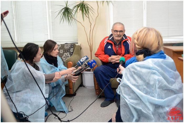 Операцию по пересадке сердца провели в Бресте
