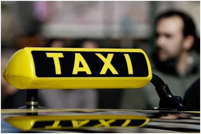 Таксист. Автомобиль такси