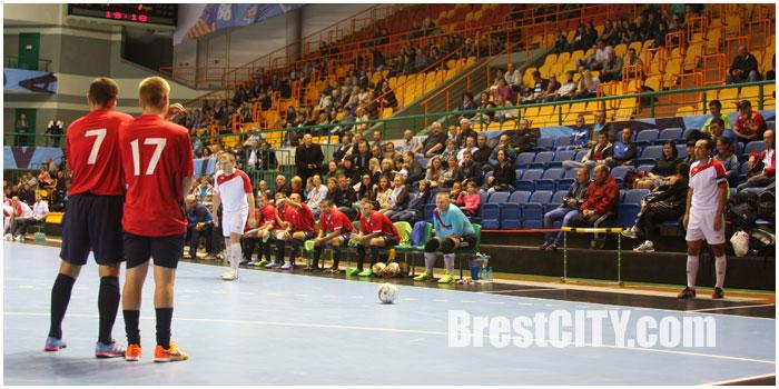 Турнир по мини-футболу среди таможенных служб
