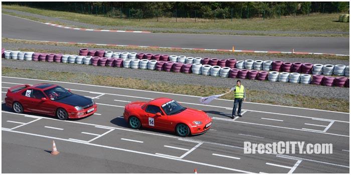 Гоночные соревнования в Бресте 13 сентября 2015 на картинговом стадионе