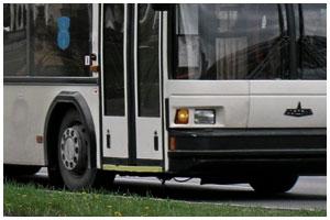 Троллейбус в Бресте
