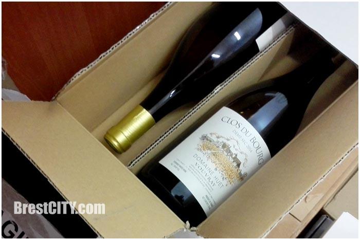 Изъяты коллекционные вина
