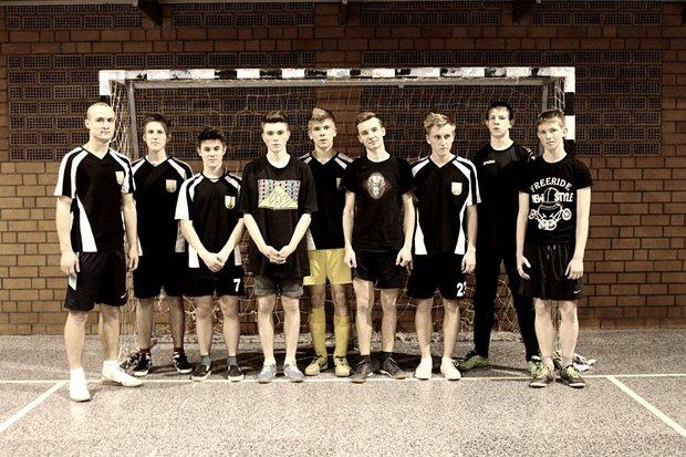 Футбольная команда Росток из города Жабинка