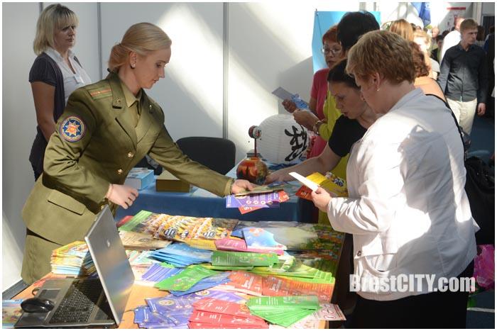 Выставка-ярмарка Содействие здоровому образу жизни. Фото BrestCITY.com