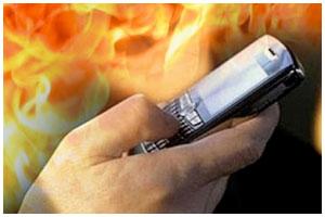 Ложный звонок с телефона о пожаре в доме