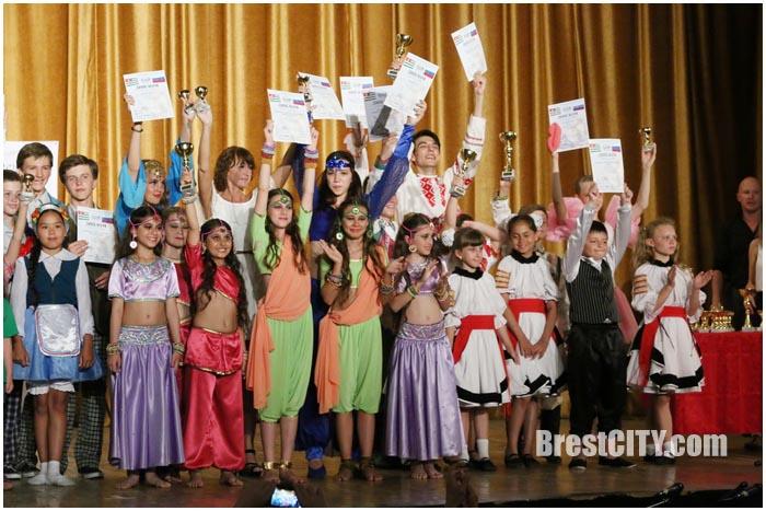 Брестчане в абхазии на конкурсе Черноморские легенды